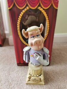 Muppets Link Hogthrob Collectable Bust with original box muppet showsideshow