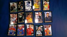 1996 Pinnacle Racer's Choice Nascar 110 Cards Complete Set Dale Earnhardt Gordon