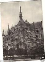51 - TARJETA POSTAL- - La catedral de REIMS - La cabecera del paciente