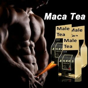 Tonic Tea Maca For Men Increases Sexuality Improve Sexual Function Strong Erecti