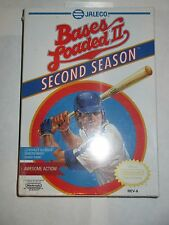 Bases Loaded 2 II (NES) Nintendo NEW Factory Sealed w/ Seam #1