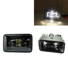 Pair 30W LED Fog Passing Auxiliary Assembly Lamp Fit for Ford F150 2015-2017