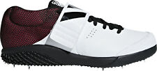 adidas Adizero Javelin Field Event Spikes - White