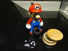 Mario  Ceramic Tobacco Pipe. 5 Screens + Grinder Glass Alternative ( PM 3400+G)