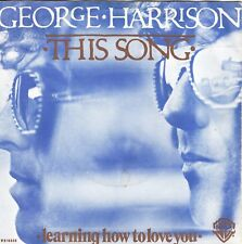 7inch GEORGE HARRISONthis songHOLLAND EX/WOC (S2818)
