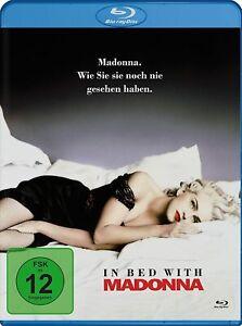 In Bed with Madonna [Blu-ray/NEU/OVP] Superstar Madonna vor und hinter der Bühne