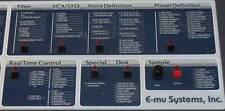 JMP Custom EMU Emulator II Soundbanks - Elka Synthex, Prophet 5, MS6, XP50, JX10