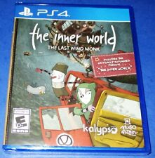 Inner World: The Last Wind Monk PlayStation 4 *New! *Sealed! *Free Shipping!
