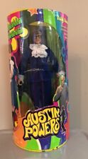 1998 Austin Powers Action Figure Battery Operated Posable Talking
