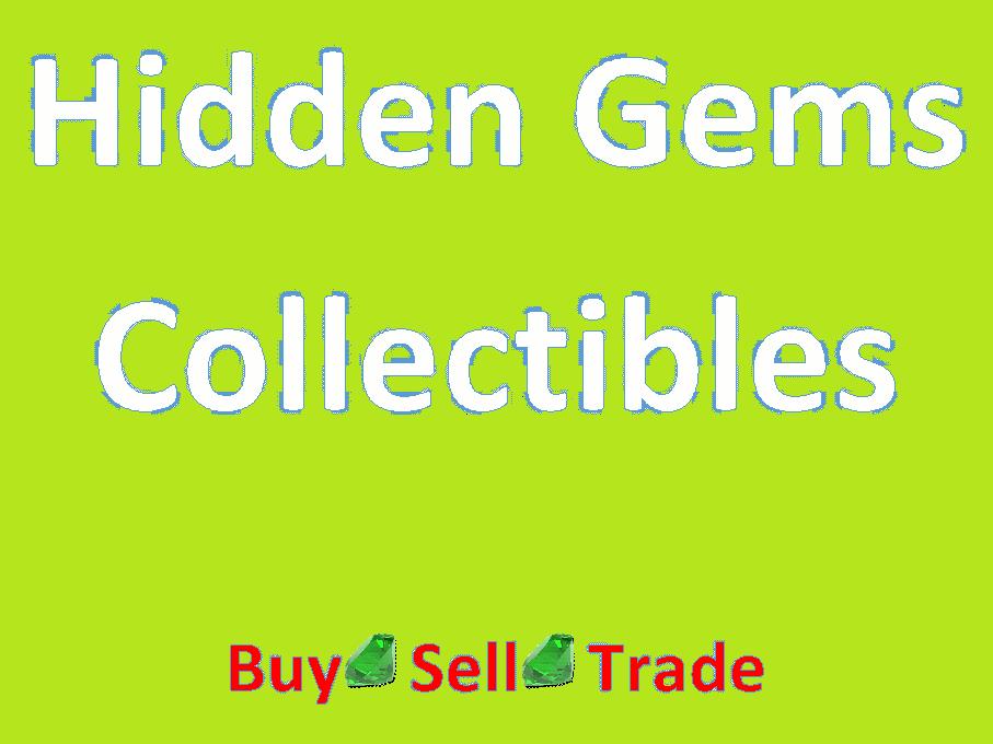 Hidden Gems Collectibles