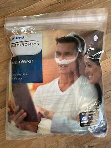 Philips Respironics DreamWear Under the Nose  CPAP Supplies Replacement MEDIUM