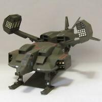 [EXC] ALIENS DROPSHIP 02 1/72 Diecast Model 2004 FOX AOSHIMA No/Antenna Vulcan #