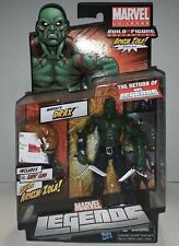 Marvel Legends Drax 2011. BAF Arnim Zola