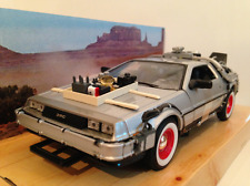 Back to the Future 3 Delorean 1:24 Scale Welly 22444W NEW