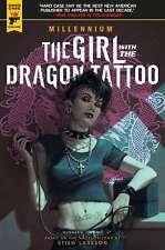 Millennium Vol1: The Girl with the Dragon Tattoo, Sylvain Runberg, Jose Homs, Ma