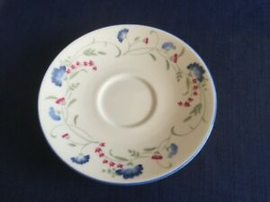 Royal Doulton Expressions Windermere tea saucer