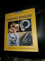 Art and Craft of Making Jewelry:A Complete Guide to Essential Techniques Book