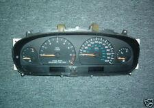 99-00 Caravan Plymouth Voyager Instrument Cluster Speedometer Tach *Black Plug!