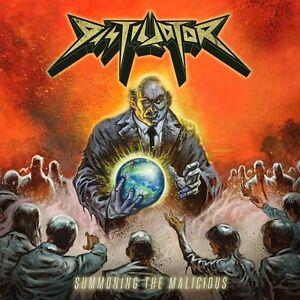 DISTILLATOR - Summoning The Malicious (NEW*SPEED/THRASH METAL*RAZOR*E.INVADERS)