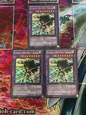 Yu-Gi-Oh 3x Ultra Rare Elemental Hero Great Tornado Limited Ed. LC02-EN010 (NM)