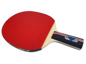 Blutenkirsche Elite 5 Star PENHOLD Custom Table Tennis Bat UK Fast Post