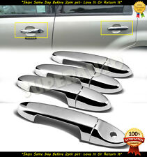 For 2001-2012 Ford Escape Chrome Door Handle Covers 02 03 04 05 06 07 08 09 10