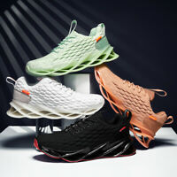 Mens Casual Sneakers Walking Trainer Athletic Sports Tennis Running Gym Shoes