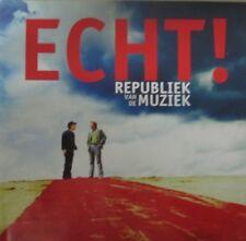 REPUBLIEK VAN DE MUZIEK - ECHT ! - CD