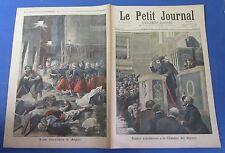 Le petit journal 1898 377 Les émeutes à Alger