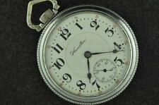 Vintage 18S Hamilton 21J Pocket Watch Grade 940 From 1903 Keeping Time