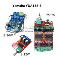YAMAHA YDA138-E Digital Amplifier Board 2*10W  2*12W 2*20W W/headphone Amp