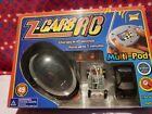 Atomic Toys Z-Cars R/C Multi Pod 1/64 scale Tiny 6 Way Controls  BLUE NEWIN BOX