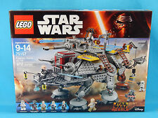 Lego Star Wars 75157 Captain Rex's AT-TE 972pcs New Sealed 2016 Clone Wars