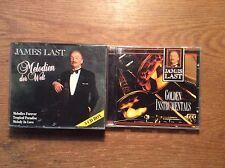 James Last [4 CD] Melodien der Welt + Golden Instrumentals