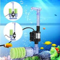 Aquarium Filter Sponge For QS Filter Fish Tank Air Pump Biochemical Replace 220V