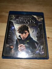 Brand New Fantastic Beasts & Where to Find Them BLU RAY