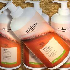 Eubiona Klettenwurzel-Arganöl Repair-Shampoo 500 ml Naturkosmetik vegan bio
