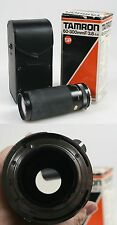 60-300MM F 3.8 - 5.4 ADAPTALL -2 MOUNT SYSTEM FOR NIKON IN ORIGINAL BOX/ CASE