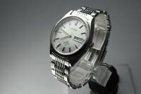 Vintage 1971 JAPAN SEIKO LORD MATIC WEEKDATER 5606-7070 23Jewels Automatic.