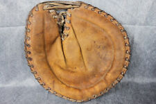 Vintage Nokona softball catcher's mitt