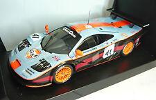 UT Models 39727 McLaren F1 GTR Le Mans #41 1997 1/18 NEU & in OVP