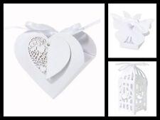 Scatole porta buste regalo bianco per il matrimonio