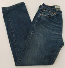 Levis Limited Edition 501 Original Fit Button Fly Mens Denim Jeans 34 X 34 Blue