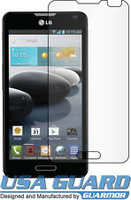 Clear LCD Screen Protector Cover Guard Shield Film for LG Optimus F6 D600 MS500