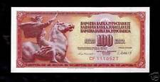 Yougoslavie Yugoslavia Billet 100 Dinara 1986 P90c NEUF