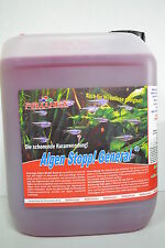 Femanga Algen Stop General 5000ml für 20000Liter Algenstop  Algenvernichter