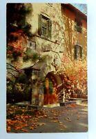 Hammondsport New York Pleasant Valley Wine Co Entrance Visitors Room Postcard