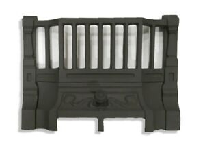 front bars for cast iron fireplaces