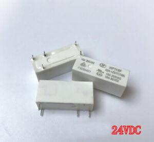 HongFa HF118F-024-1ZS1T JQX-118F-024-1ZS1T Power Relay 6 Pins