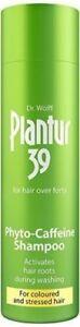 Plantur 39 Phyto-Caffeine Shampoo For Coloured and Stressed Hair 250ml